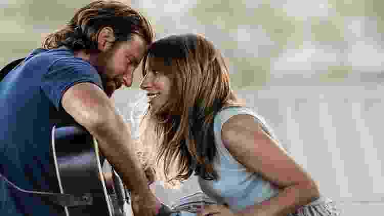 Lady Gaga e Bradley Cooper - divulgação - divulgação