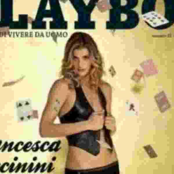 Reprodução/Playboy - Reprodução/Playboy