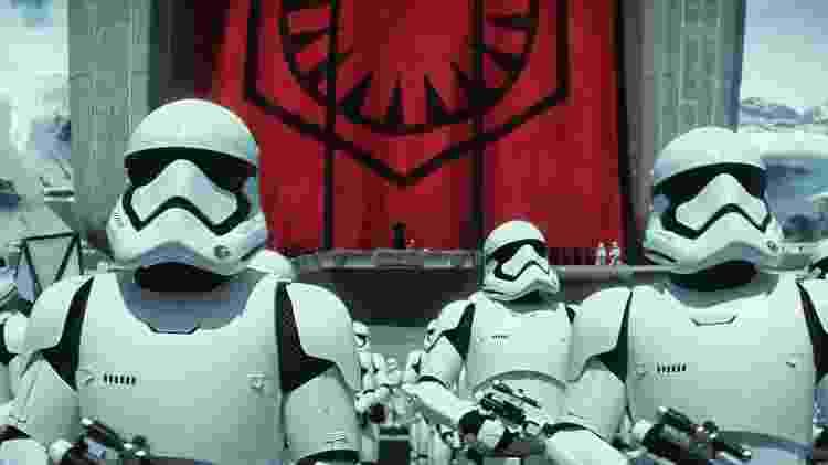 stormtroopers - divulgação/Lucasfilm/Disney - divulgação/Lucasfilm/Disney