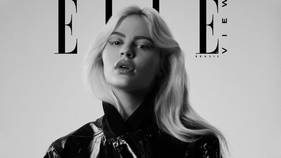 """Luísa Sonza é a capa da Revista """"Elle"""" de junho - Reprodução Instagram/ Vivi Bacco"""