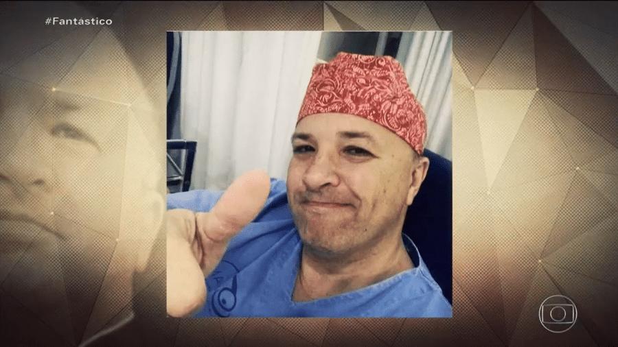 Klaus Wietzke Brodbeck, cirurgião plástico foi acusado pelo MPRS - Reprodução/TV Globo