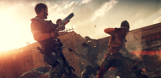 """O mundo de """"Mad Max"""" é cheio de inimigos malucos e outros perigos -"""