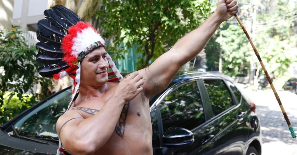 Tradicional bloco Suvaco de Cristo segue pela zona sul do Rio neste domingo (31)