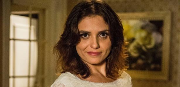 Monica Iozzi faz desabafo contra o PMDB - Renato Rocha Miranda/TV Globo/Divulgação