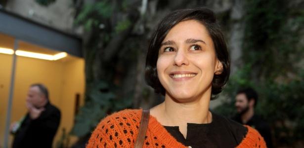 A artista plástica Ana Mazzei, 36, que vive e trabalha em sua cidade natal, São Paulo - Greg Salibian/Folhapress - 23.jun.2013