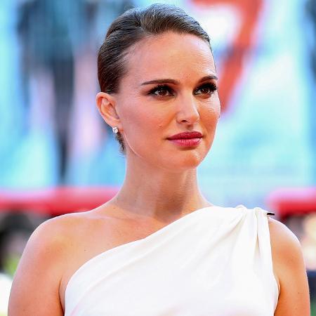 Natalie Portman em registro feito durante o Festival de Veneza - Alessandro Bianchi/Reuters