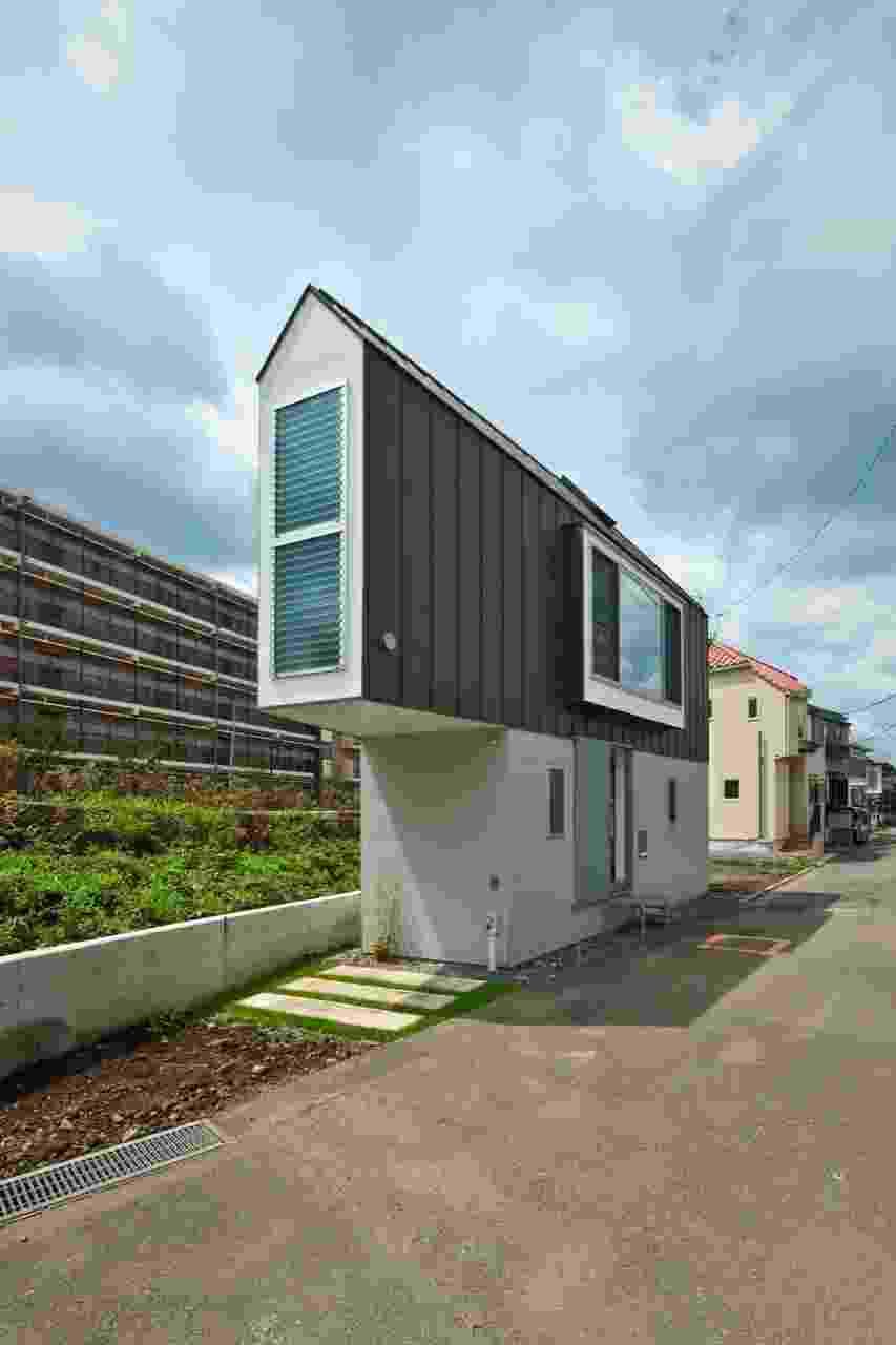 Casa projetada pelo estúdio japonês de arquitetura Mizuishi Architect Atelier - Hiroshi Tanigawa/miz-aa.com
