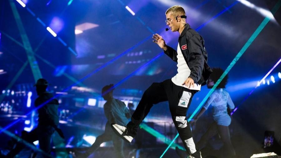 Será que Bieber pode ficar fora dos próximos Grammys pelo seu comportamento? - Mariana Pekin/UOL