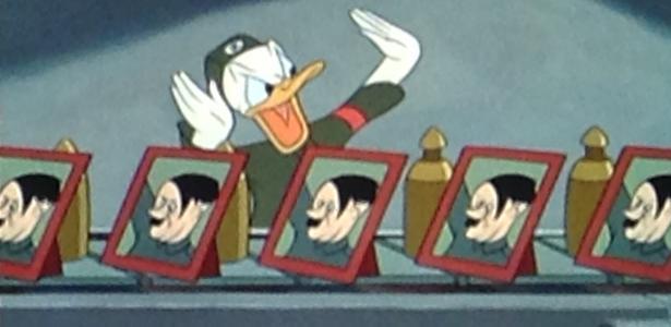 pato donald nazista relembre e entenda o polêmico desenho animado