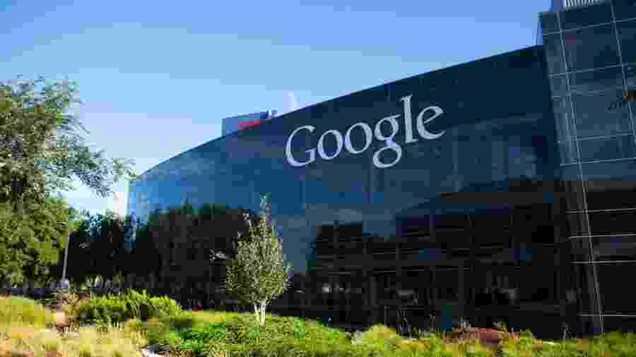 A sede do Google em Mountain View, na Califórnia - Getty Images