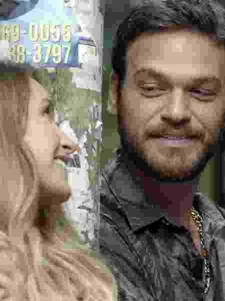 """Carine (Carla Diaz) e Rubinho são amantes em """"A Força do Querer"""" - TV Globo - TV Globo"""
