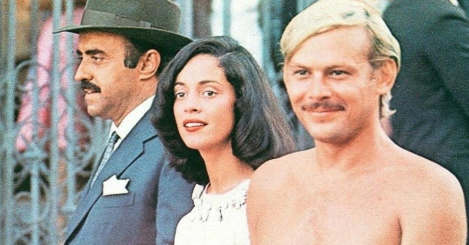 """Cena de """"Dona Flor e Seus Dois Maridos"""" (1976)"""