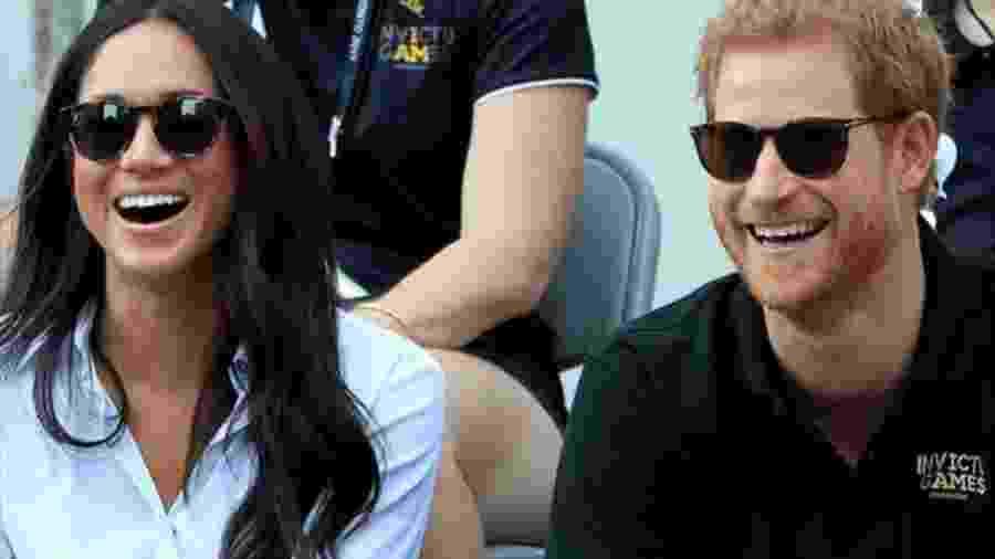 Príncipe Harry e Meghan Markle anunciam noivado após pouco mais de um ano de namoro  - Reprodução/Instagram