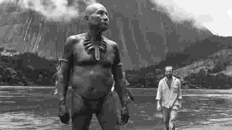 """O filme colombiano """"O Abraço da Serpente"""", que foi indicado ao Oscar - Reprodução - Reprodução"""