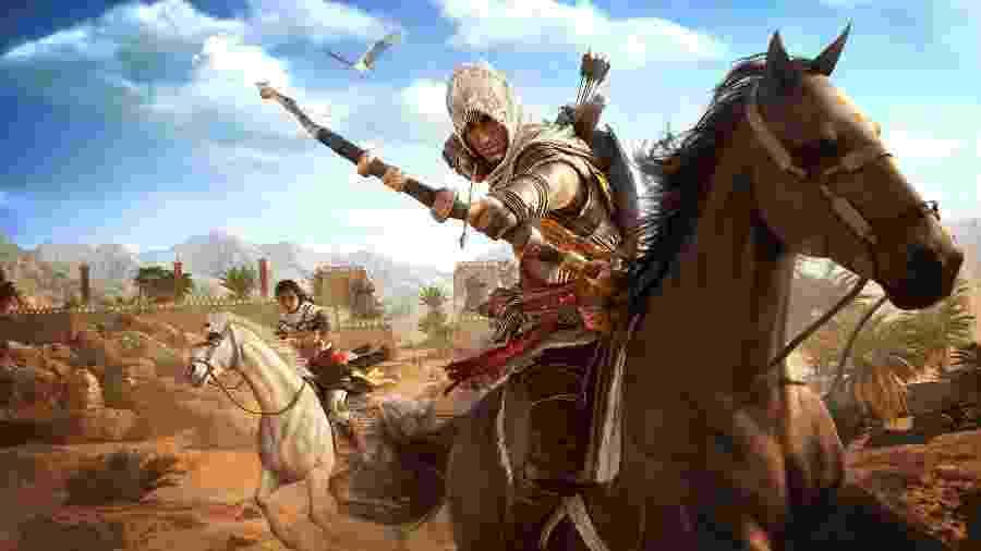"""Assassin""""s Creed Origins - Divulgação"""