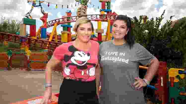 Fabiana Karla e Heloisa Périssé gravam especial na Disney para o canal pago Viva - Gregg Newton/Disney - Gregg Newton/Disney