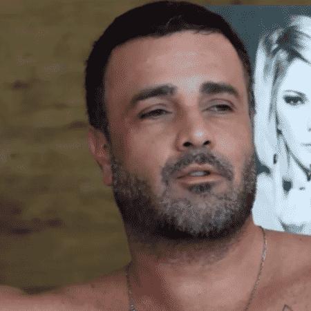 Rodrigo Phavanello é entrevistado por Antonia Fontenelle - Reprodução/Instagram
