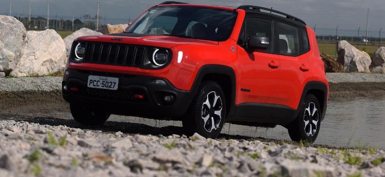 Jeep Renegade é o SUV mais vendido do Brasil desde dezembro do ano passado - Murilo Góes/UOL