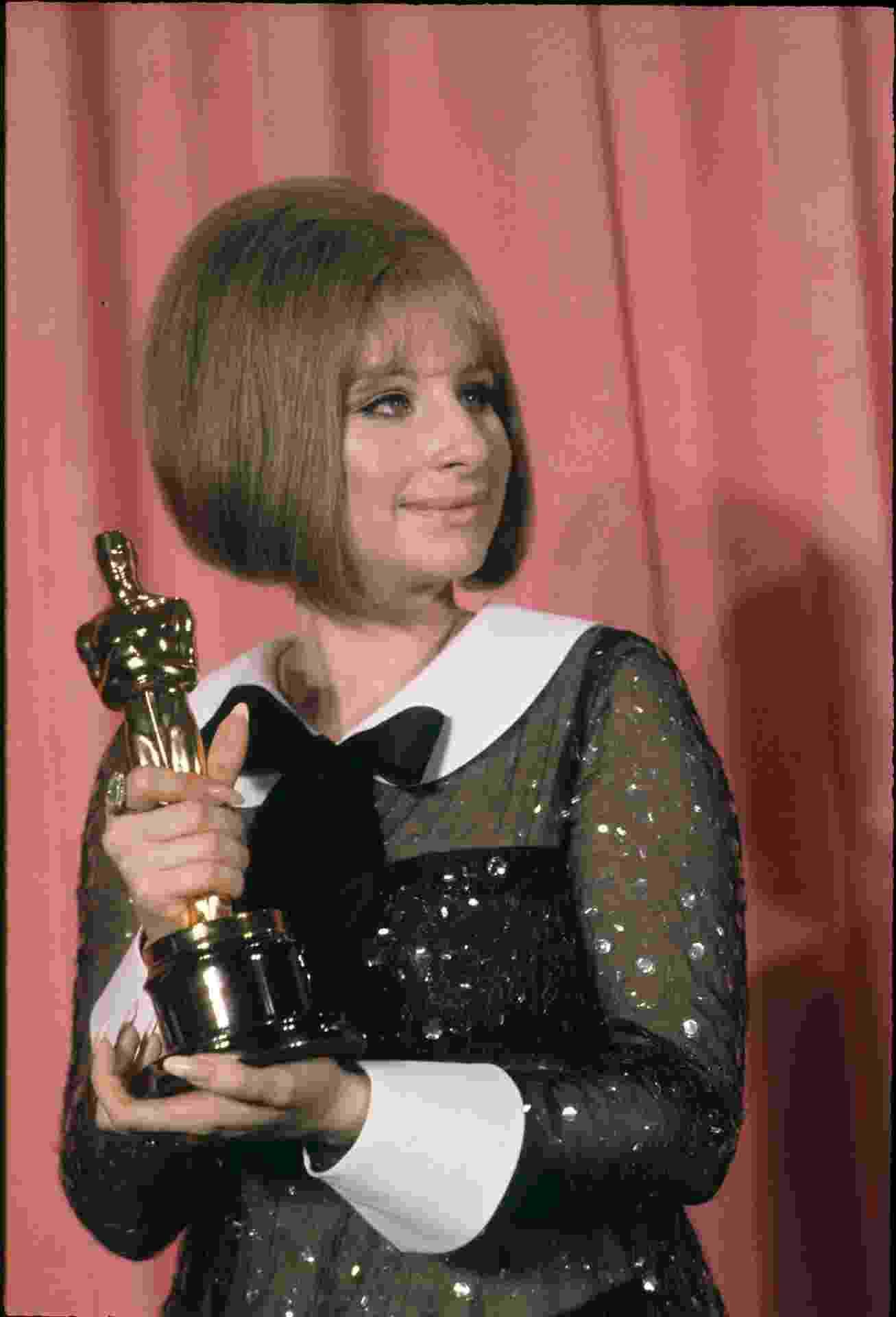 Barbra Streisand - Getty Images