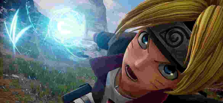 Boruto se junta ao pai e a mais dezenas de personagens de anime da Weekly Shonen Jump - Divulgação