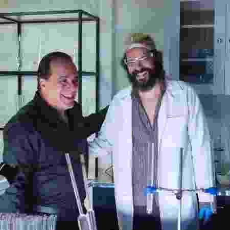 Tony Ramos e Heitor Martinez - Estevam Avellar/Globo - Estevam Avellar/Globo