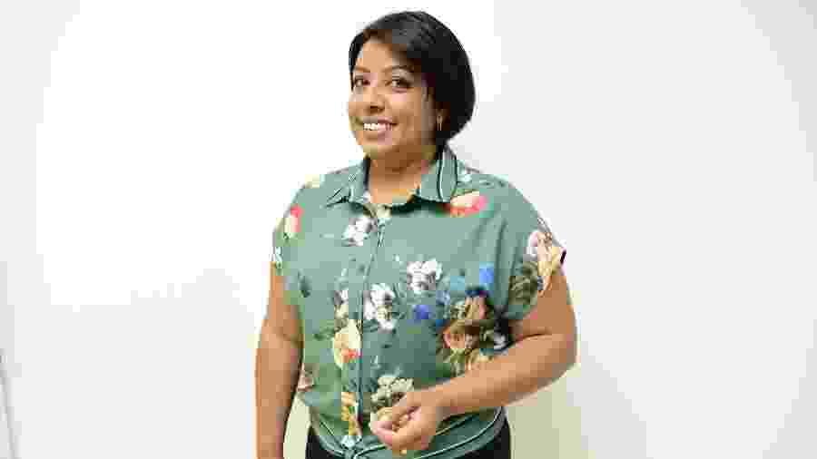 Renata Barcelli é dona da RBKollors, principal produtora de pigmentos para sobrancelhas no Brasil - Divulgação