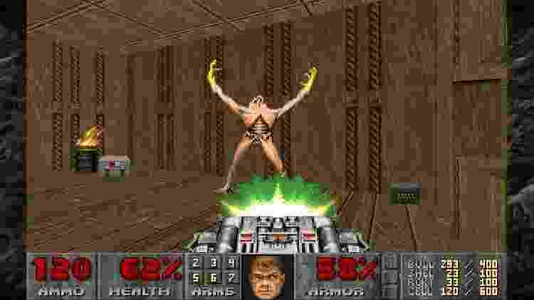 Doom II - Divulgação - Divulgação