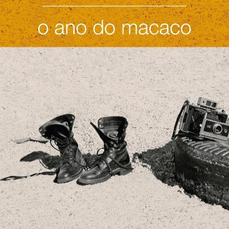 Capa do livro O Ano do Macaco, de Patti Smith - Divulgação