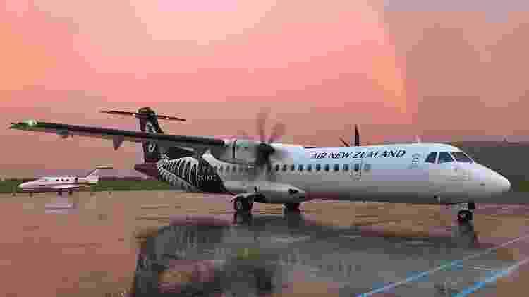 Air New Zealand foi a empresa mais bem avaliada pela Airline Ratings - Reprodução/Facebook