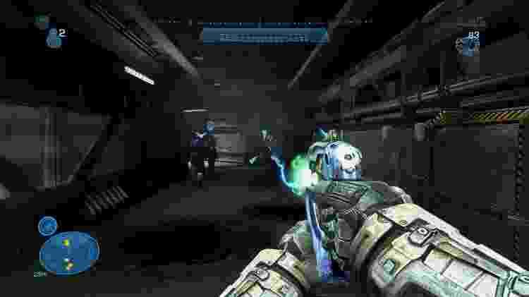 Halo Reach Legendary 3 - Reprodução - Reprodução