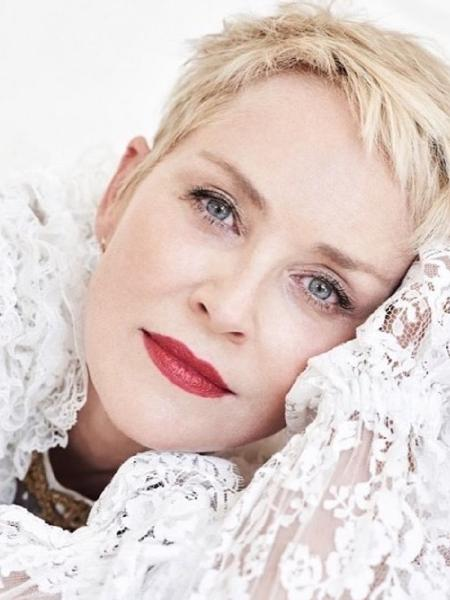 A atriz Sharon Stone falou sobre aborto que fez aos 18 anos - Reprodução/Instagram
