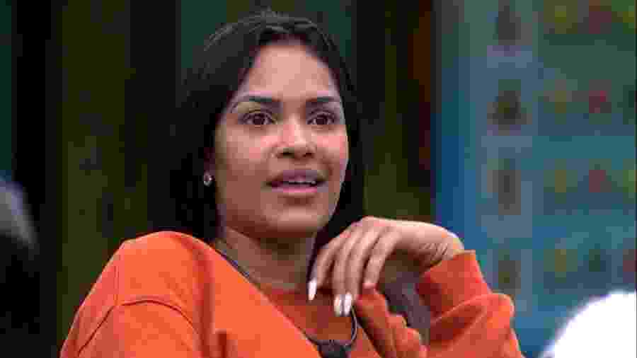 BBB 20 - Flayslane conversa com sisters - Reprodução/Globoplay