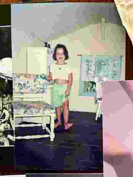 Bruna Linzmeyer relembra lookinho da infância - REPRODUÇÃO/INSTAGRAM