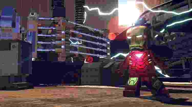 Lego Marvel Super Heroes - Divulgação/Eyeni - Divulgação/Eyeni