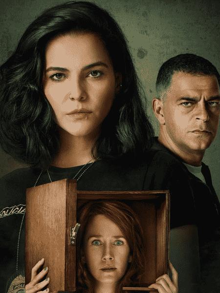 """Pôster de """"Bom Dia, Verônica"""", da Netflix  - Divulgação - Divulgação"""