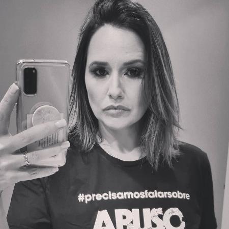Mariana Belém, filha de Fafá, é atriz, cantora e influenciadora digital - Reprodução/Instagram