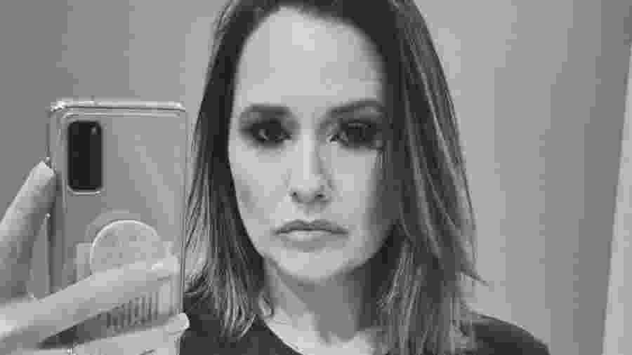 Mariana Belém, filha de Fafá, diz que só deu detalhes à mãe 33 anos depois do abuso - Reprodução/Instagram