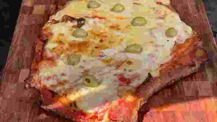 Matambre a la pizza: faz bonito no jantar - Reprodução Instagram - Reprodução Instagram