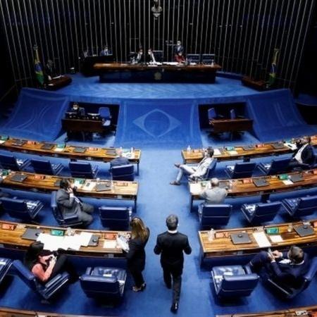 Proposta foi aprovada no Senado e segue para votação na Câmara - REUTERS/ADRIANO MACHADO