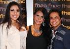 Gretchen diz que contou mentiras ao longo da carreira para proteger filhos - Manuela Scarpa/Photo Rio News