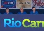 Acompanhe ao vivo a apuração das escolas de samba do Grupo Especial do Rio - Reprodução/Rede Globo