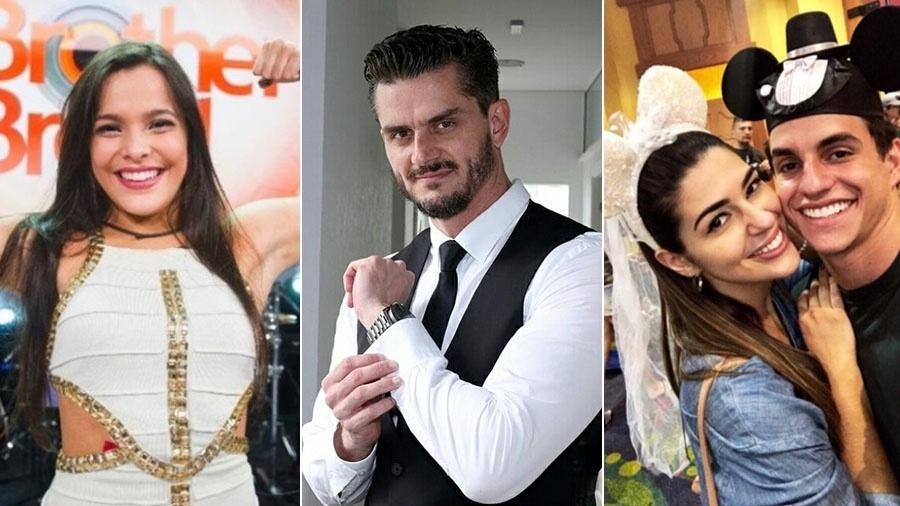 Emilly, Marcos, Vivian e Manoel: saiba quanto eles estão valendo no mercado de ex-BBBs - Reprodução/Instagram