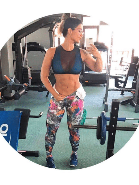 Kelly Key exibe barriga sarada - Reprodução/Instagram/kellykey