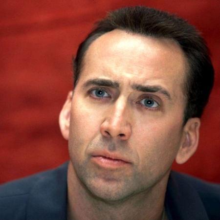Nicolas Cage - Reprodução