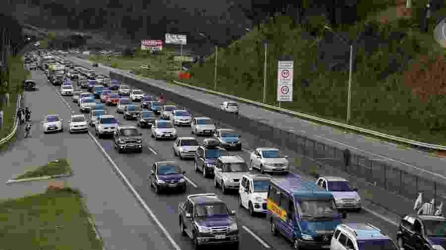 O ministro comentou que a primeira devolução deve ser da rodovia BR-040, que liga o Distrito Federal ao Rio de Janeiro - Luis Moura/Estadão Conteúdo