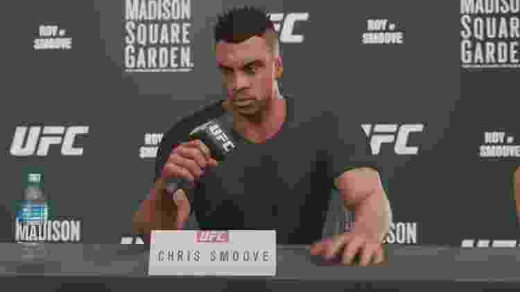 Reprodução/EA Sports UFC 3