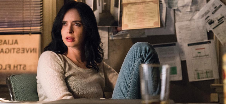 Krysten Ritter como Jessica Jones em cena da segunda temporada da série - David Giesbrecht/Netflix