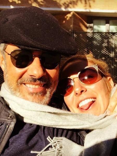 Bonner posta foto em clima romântico com namorada - Reprodução/Instagram/realwbonner