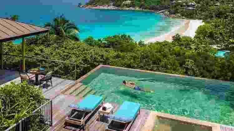Four Seasons Resort Seychelles - Divulgação - Divulgação