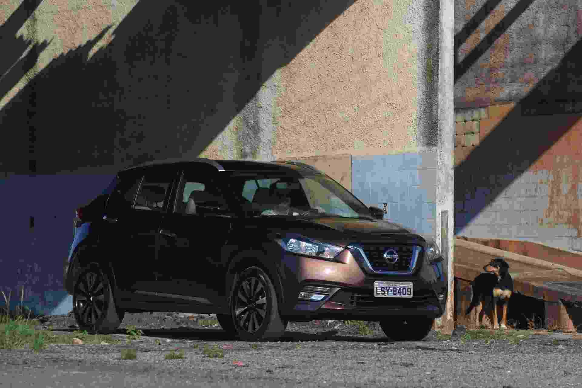 Nissan Kicks SL - Murilo Góes/UOL